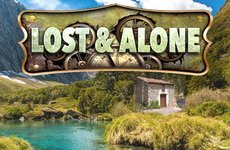 Lost & Alone: Adventure Escape