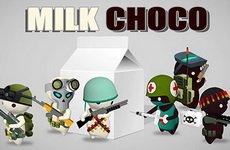 Молочный шоколад - онлайн FPS
