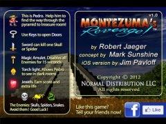 Montezuma's Revenge!