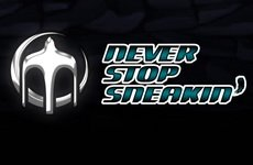 Never Stop Sneakin'