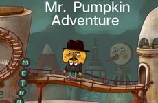 Mr. Pumpkin Adventure HD
