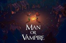 Man or Vampire
