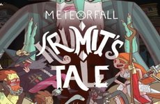 Meteorfall: Krumit's Tale