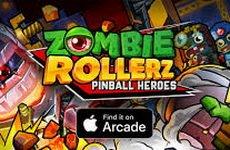 Zombie Rollerz: Герои пинбола