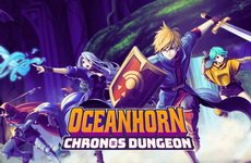 Oceanhorn: Подземелье Хроноса
