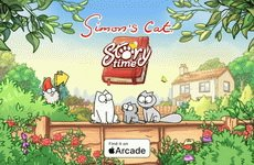 Simon's Cat - Story Time
